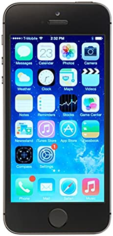Apple iPhone 5s GSM Unlocked Cellphone, 16 GB, Space Gray (Celulares Apple Phone 3)