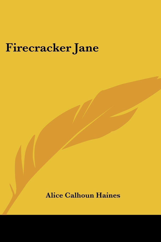Firecracker Jane pdf epub