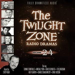 The Twilight Zone Radio Dramas, Volume 24 Radio/TV Program