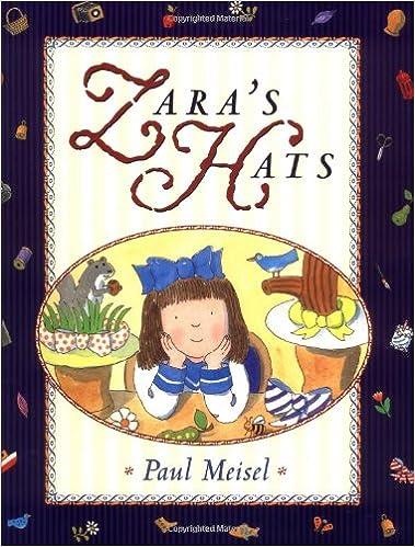 Zaras Hats Hardcover – March 31, 2003