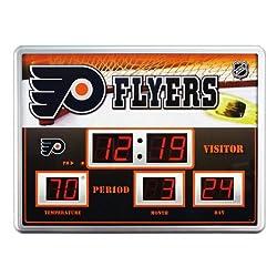 Pittsburgh Penguins Scoreboard Clock