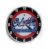 Double Bubble Columbia Clock