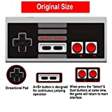 NES Classic Controller with 12FT Cable [2-Pack] for