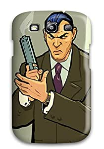 New Arrival Cover Case With Nice Design For Galaxy S3- Grand Theft Auto