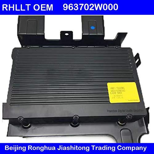 Fincos for Hyundai Santa FE Sorento 2012 2013 2014 2015 Amplifier Unit 963702W000 External amp Assy 96370 - Amp Assy