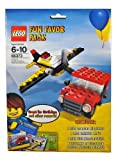 Lego Birthday Fun Favor Pack Set #66373 with 4 Lego Creator Airplanes (# 7803), 4 Lego Creator 4x4's (# 7808), 8 Lego Memberships and 8 Legoland or Discovery Admission Tickets (With Paid Adult Admission, Expired 12/31/2011) by LEGO