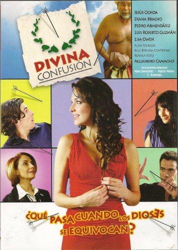 Divina Confusion [*Ntsc/region 1 & 4 Dvd. Import-latin America] Jésus Ochoa, Diana Bracho