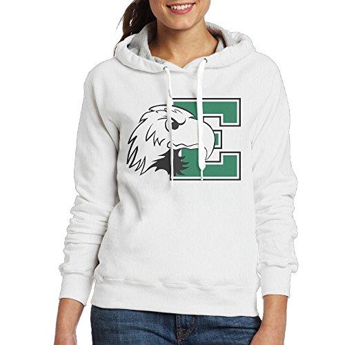 Swoop Pullover Hoodie (UFBDJF20 Eastern Michigan University Hoodied For Women XL)