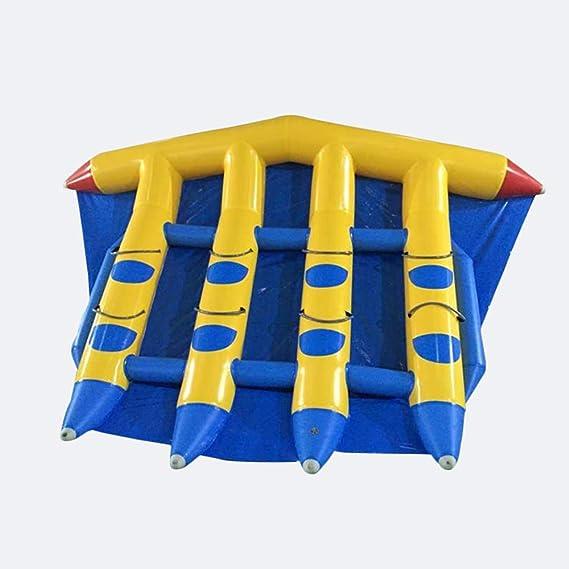 Amazon.com: JYNselling - Asiento hinchable de PVC para pesca ...