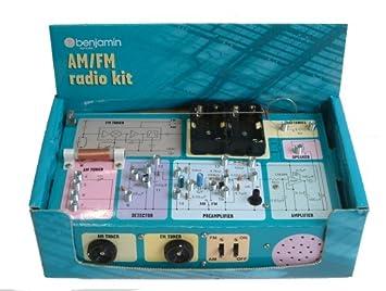 Build your own radio kit amazon electronics build your own radio kit electronics solutioingenieria Images
