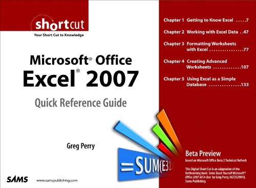 88a876c60c521 Download Microsoft Office Excel 2007 Quick Reference Guide