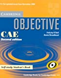 Objective CAE Self-Study Student's Book, Annie Broadhead and Felicity O'Dell, 0521700574