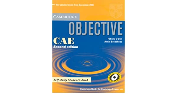 Objective CAE Self-study Students Book