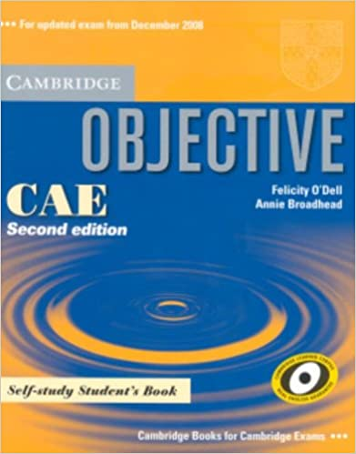 Cambridge Objective CAE 2nd Edition