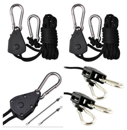 Smartbuy247 Hydroponic Ratchet Capacity Locking