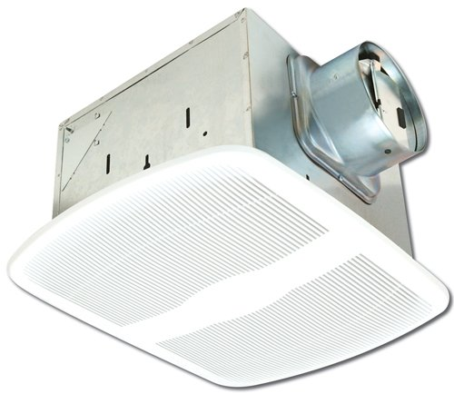 Air King AK200LS Energy Star Deluxe Quiet Series Bath Fan (Fan Deluxe Quiet Exhaust)