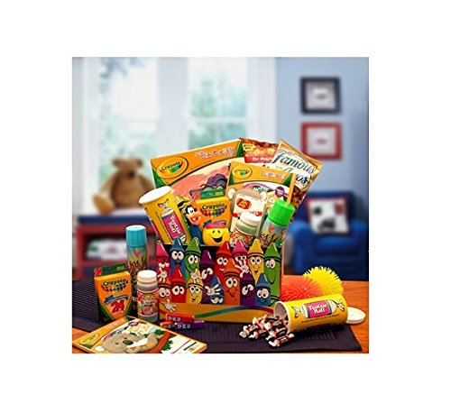 (Creative Kids Fun Activity Basket -Organic)