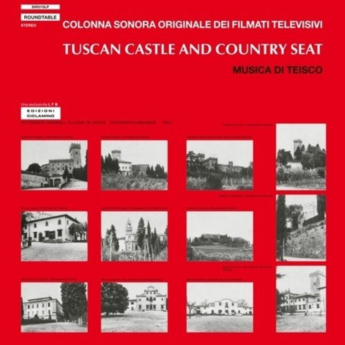 Tuscan Castle & Country Seat [180 Gram Vinyl] - Tuscan Rock
