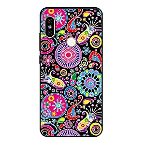 Aksuo para HEI-Xiaomi Redmi Note 5-XNH-3 Color free imagination world Case