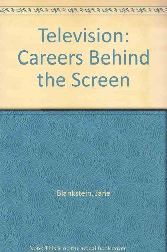 TV: Careers Behind the Screen