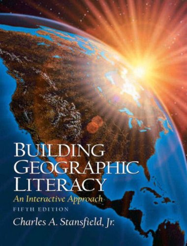 Building Geographic Literacy (5th Edition)