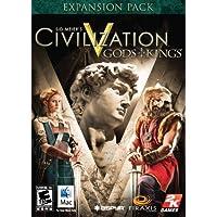 Sid Meier's Civilization V: Gods and Kings [Online Game Code]