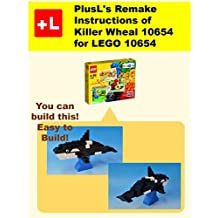 PlusL's Remake Instructions of Killer Wheal 10654 for LEGO 10654: You can build the Killer Wheal 10654 out of your own bricks!