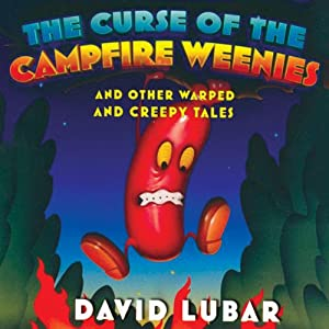The Curse of the Campfire Weenies Audiobook