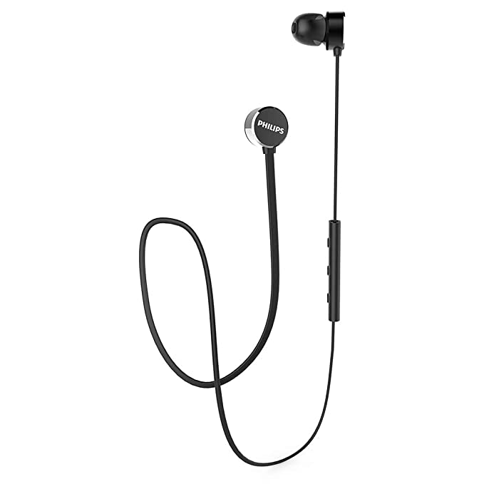 Philips Auriculares Bluetooth UN102BK/00 Wireless In Ear ...