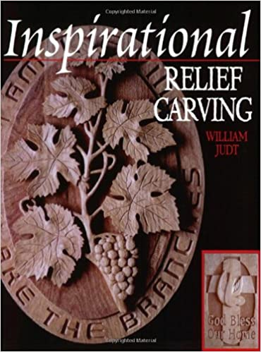 Inspirational relief carving projects for expressing your