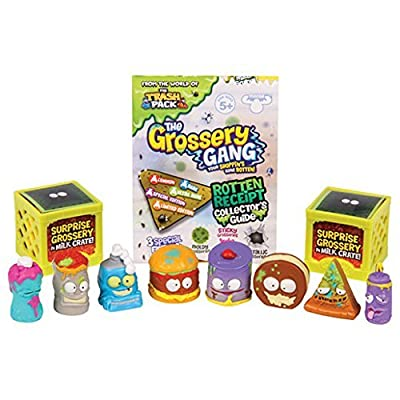 The Grossery Gang Corny Chips 10 Figure Pack: Toys & Games