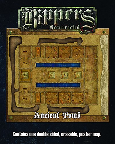 Rippers Resurrected  Map 2  Urban Alleys Ancient Tombs  S2p10325