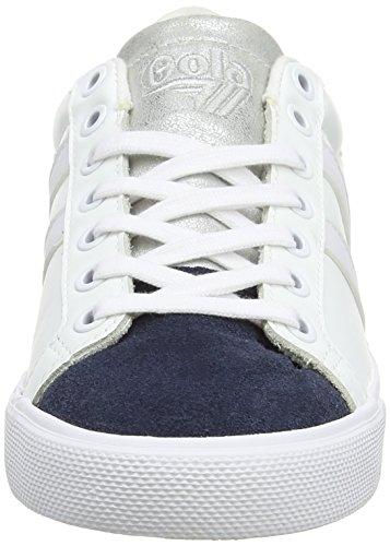 footlocker pictures online Gola Women's Orchid Glimmer Sneaker White/Navy free shipping discounts best place cheap best seller ztjfyKaqV