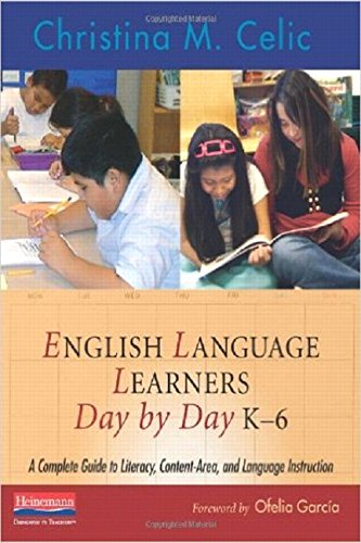 English Language Learn.Day By Day,K 6