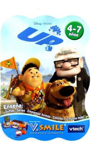 Vtech V Smile TV Learning System Game Up! - Spanish