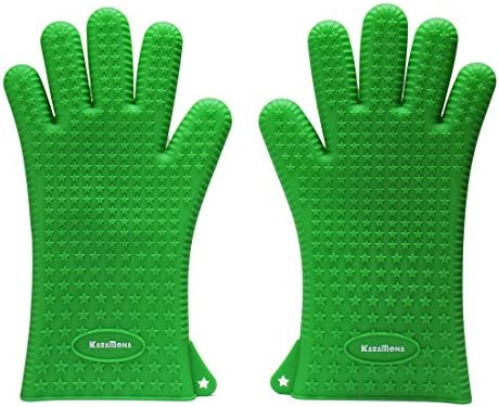 KaraMona Silicone Fingers Resistant Approved
