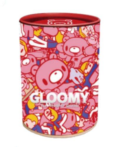 グルーミー B005C9860U ピンク ブリキ缶バンク ピンク グルーミー B005C9860U, エイトキッド:5540672a --- ijpba.info