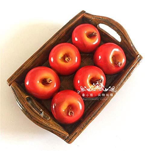 JINMENHUO 1 PC Souvenir Imanes de Nevera Forma de Comida Creativa Pan Lindo Tomate Zanahoria Salchicha Refrigerador…