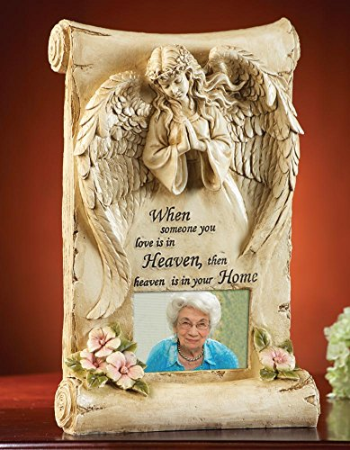 Inspirational Scroll Memorial Tribute Stone (Collection Featuring Stone)