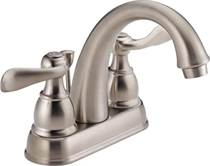 Delta Lavatory Faucets Ada Shop Delta Sawyer Spotshield Brushed - Ada bathroom faucet