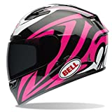 Bell Qualifier DLX Full Face Motorcycle Helmet (Impulse Pink, X-Large) (Non-Current Graphic)