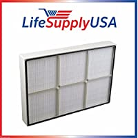 10 True HEPA Replacement Filters for Kenmore 83353, 83374, 83234, SMALL 1183051 Sears Kenmore Air Cleaner by LifeSupplyUSA