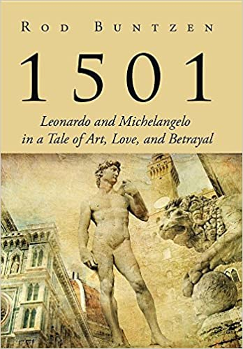the gigantic picture book of michelangelo