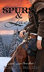 Spurs and Lace  | Western Romance: Clearwater County World (Lonely Lace Series Book 1)