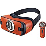 Dragon Ball Z Gear VR with Controller (2017) Skin - Goku Shirt Vinyl Decal Skin For Your Gear VR with Controller (2017)