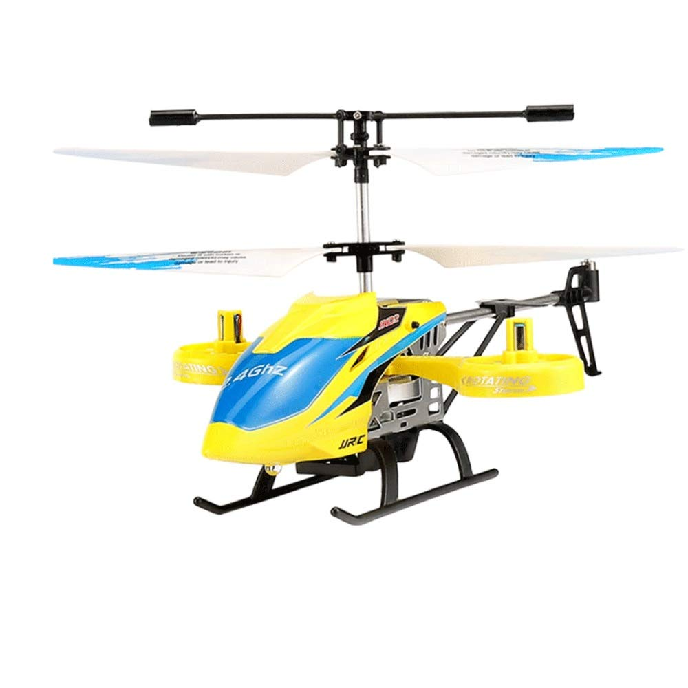 Zenghh RC Helicopter Fixed Height Drone Aircraft Remote Control Height 100 Meters Distance 150 Meters Air Pressure Fixed Height Children Boy Toy Charging Resistance Rocker Arm Charging Aviation Model