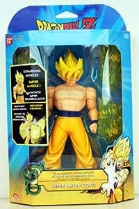 """Dragonball Z Super Warrior - Super Saiyan Goku 8"""" AF"""