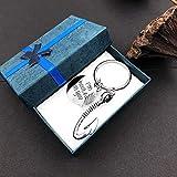 Kooer Personalized Engraved Fishing Lure Hook Key