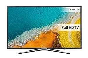"Samsung UE32K5500AK 32"" Full HD Smart TV Wifi Negro, Plata"