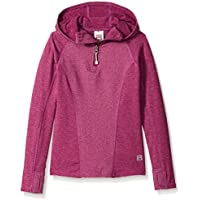 Avalanche Girls' Big Quarter Zip Hoodie